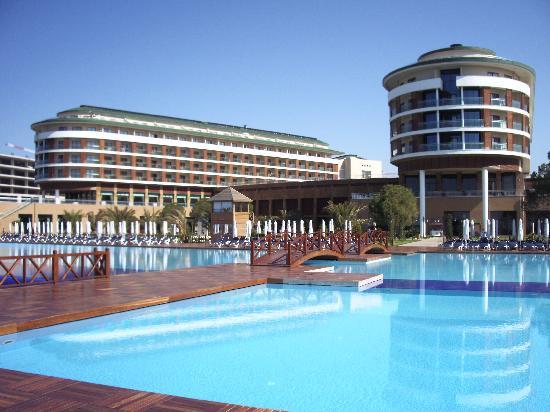 Voyage Belek Golf & Spa: Le bâtiment pricipal