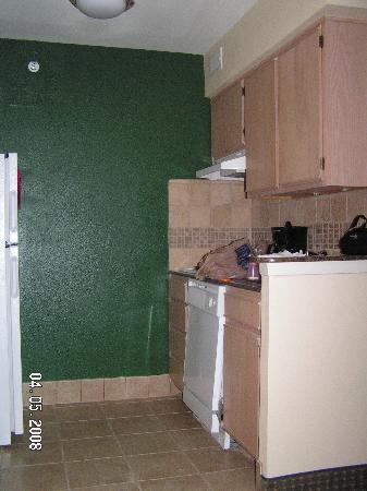 Staybridge Suites Dallas - Addison: Kitchenette