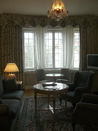 Grand Hotel: Junior suite