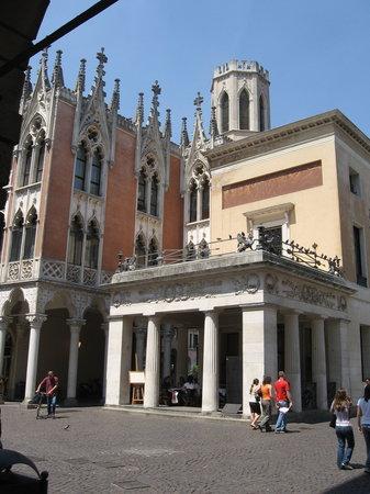 Padua, Italia: Pedrocchi's