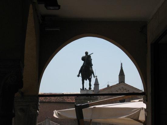 Padoue, Italie : Gattamelata