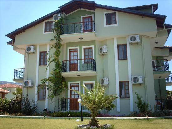 Crescent Hasirci Hotel & Villas: hotel