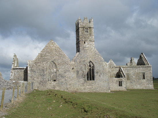 Galway, Irland: Ross Errily, Friary