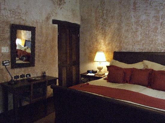 El Convento Boutique Hotel: Comfortable bed