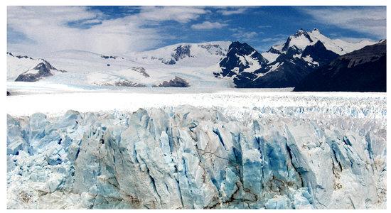 Ελ Καλαφάτε, Αργεντινή: Glaciar Perito Moreno. Imponente!!!!
