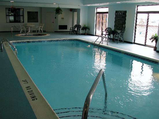 Swimming Pool At Hampton Inn Picture Of Hampton Inn Lima Lima Tripadvisor
