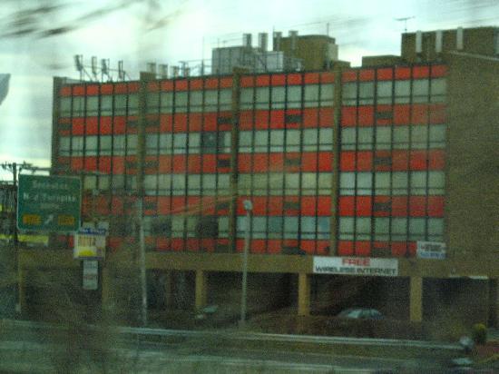 Rodeway Inn Meadowlands: La bâtisse