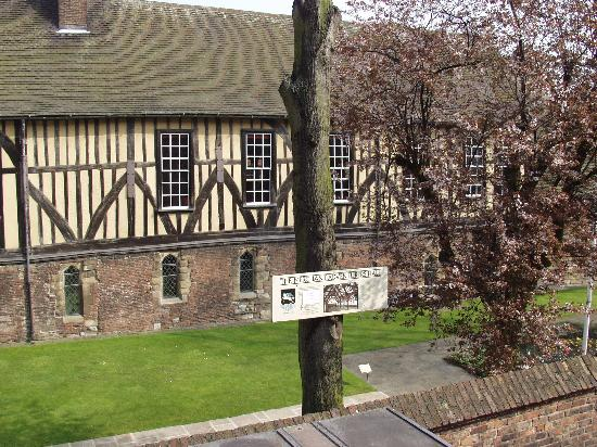 Hartlepool, UK: Merchant Adventurer's Hall, York