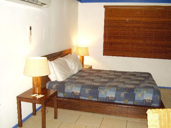 Malolo Island Resort: Inside bure 26