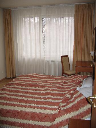 Dunav Apartment House: Bedroom