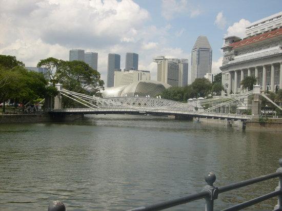سنغافورة, سنغافورة: Raffles Marina
