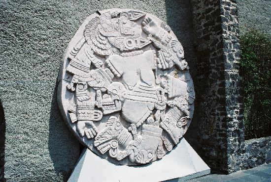 Museo del Templo Mayor: Interesting but I don't know what it is.