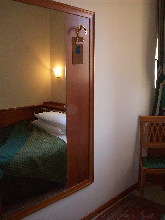 Residenza Paolo VI: Einzelzimmer