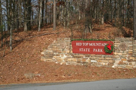Red Top Mountain State Park照片