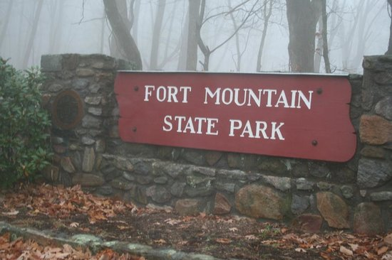 Chatsworth, Τζόρτζια: Fort Mountain State Park