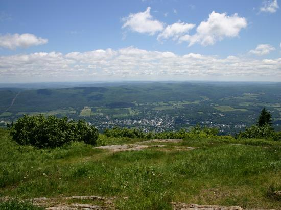 Mount Greylock: Views form the top