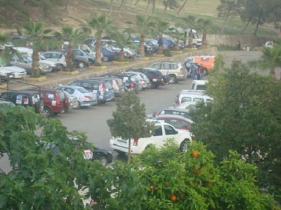 Parking Sidi Harazem Hotel
