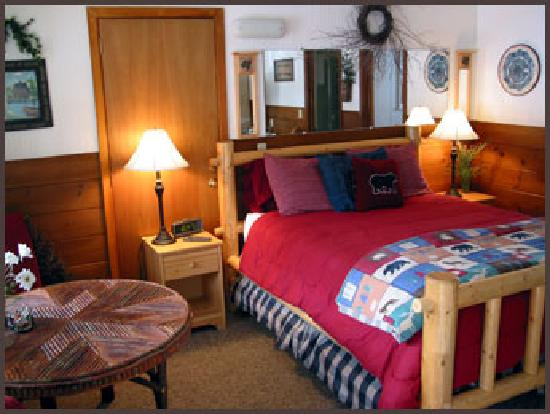 Tahoe City, CA: rooms