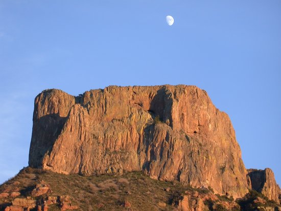 Big Bend National Park, TX: Casa Grande