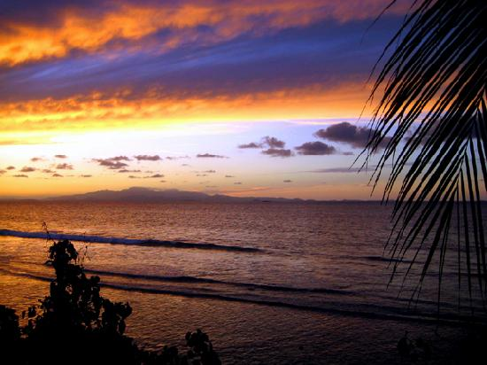Isla de Vieques, Puerto Rico: The most perfect sunset in ages!