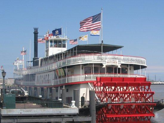 Νέα Ορλεάνη, Λουιζιάνα: Steamer Nachez