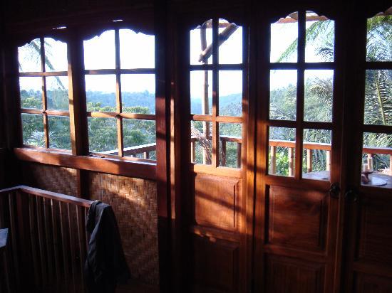 Sarinbuana Eco Lodge: Morning views
