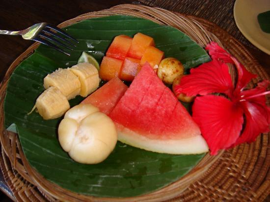 Sarinbuana Eco Lodge: Breakfast