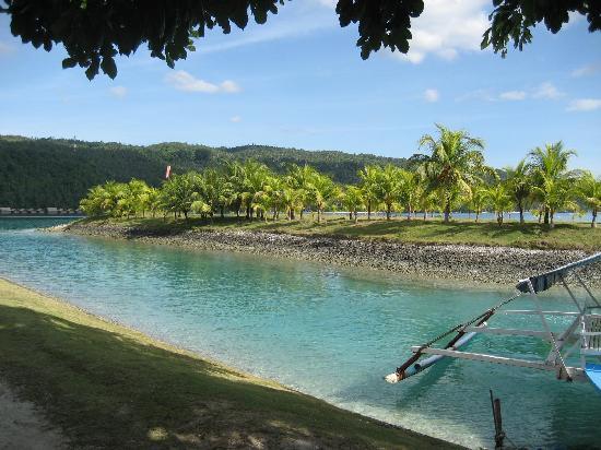 Pearl Farm Beach Resort: malipano island