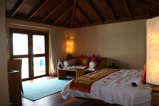 Anantara Veli Maldives Resort: The Room
