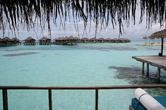 Anantara Veli Maldives Resort: View from the Room