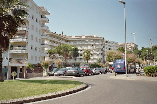 ALEGRIA Fenals Mar: Hotel Savoy