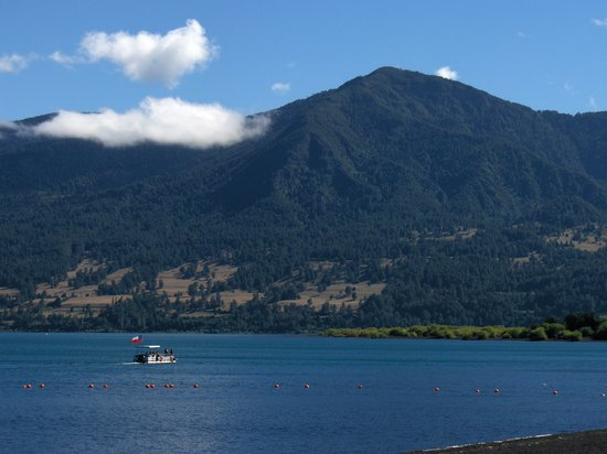 Pucon, Cile: Lago Villarica