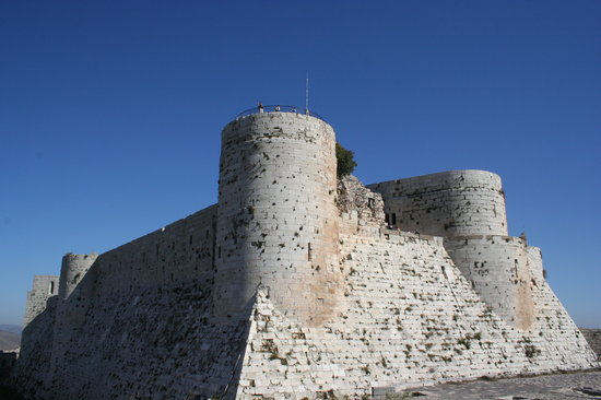 Qala'at al-Hosn (Krac des Chevaliers)
