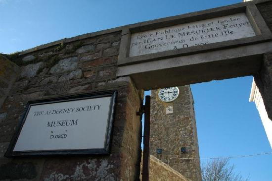 Alderney Museum: Check the hours