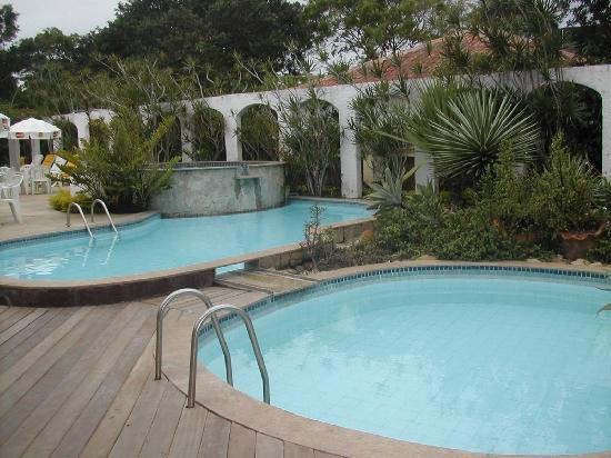 Corais e Conchas: piscinas de la posada