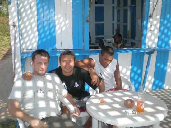 Le Khalife: Dario,Kamel,Amine