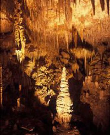 Margaret River, Avustralya: Cave Formation, Mammoth Caves