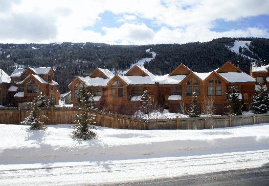 Keystone, Kolorado: Gateway Mountain Lodge - view