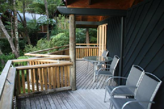 Grand Mercure Puka Park Resort: Our balcony