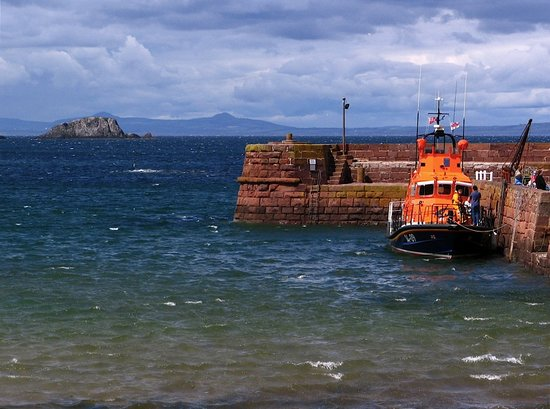 The Harbour, North Berwick