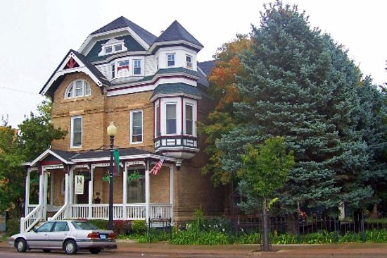 Jordan, MN: Nicolin Mansion Bed & Breakfast