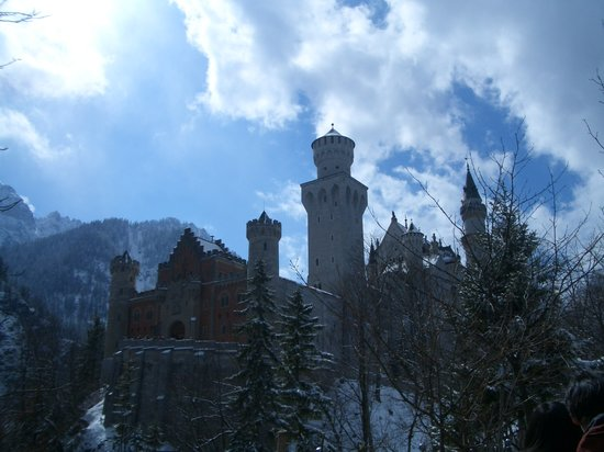 Hohenschwangau, Germany: Castle