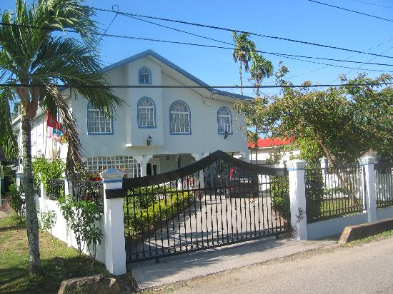 Piarco, Trinidad: View of house from Street