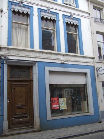 B&B Karavanserai: Front Entrance