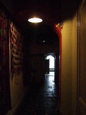 B&B Karavanserai: Hallway