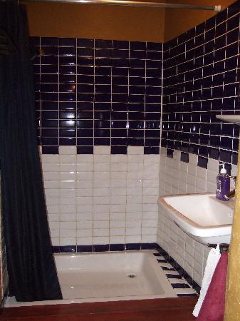 B&B Karavanserai: Shower room