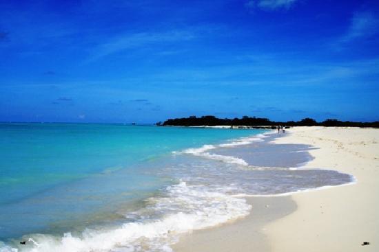 Sibonne Beach Hotel: Perfect shades of blue T&C