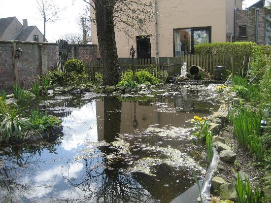 Hotel Vredehof : jardin