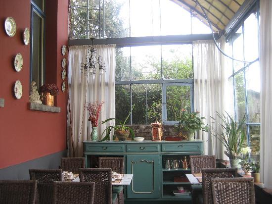 Hotel Vredehof : orangerie