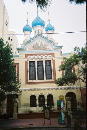Russian Orthodox Church (Iglesia Apostolica Ortodoxa Rusa)